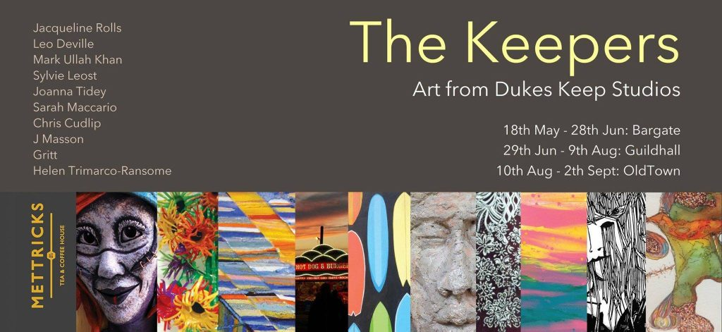 The Keepers Metrick Arts Exhibiton