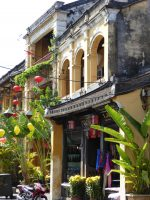 Downtown Hoi An Vietnam